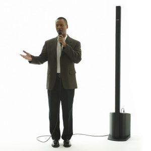 location sonorisation Bose L1