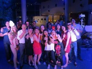 Karaoke groupe
