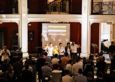 CONGRES SEMINAIRE EVENT ANIMATION HOTEL LE REGINA AVEC QUIZZ EVENT